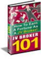 Thumbnail  JV Broker 101
