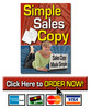 Thumbnail  *NEW!* Simple Sales Copy With Resale Rights