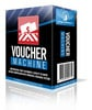 *New* Voucher Machine with Resale Rights*