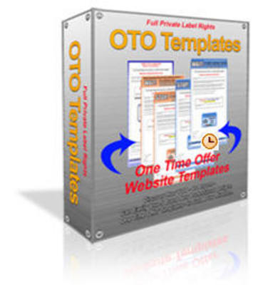Product picture One Time Offer Templates PLR