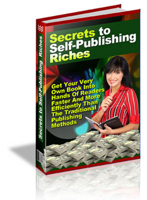 Product picture Secrets Publishing Success