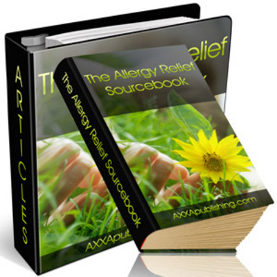 Product picture Allergy Relief With PLR