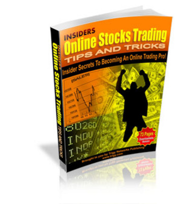 Product picture Insiders Online Stocks Trading MRR