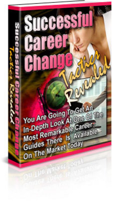 Product picture Successful Career Change PLR