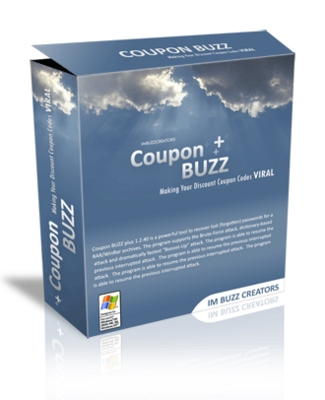 Product picture Coupon Buzz Complete - With MRR