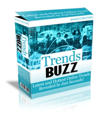 Product picture Google Trends Buzz Complete - With MRR