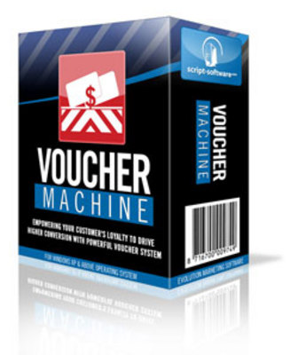 Product picture *New* Voucher Machine with Resale Rights*