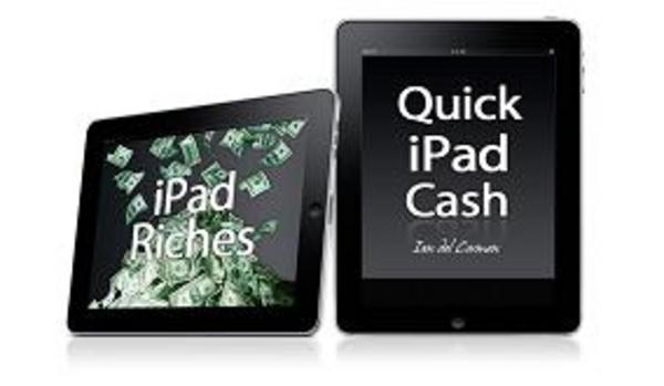Product picture  *NEW!* Quick iPad Riches With Resale Rights