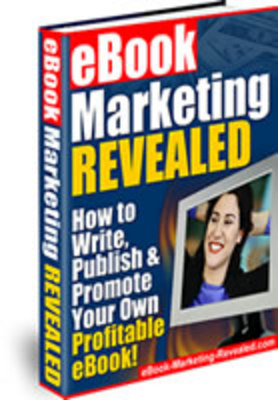 Product picture *NEW!* eBook Marketing Revealed