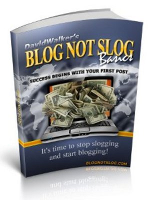 Product picture *NEW!* Blog Not Slog Basics