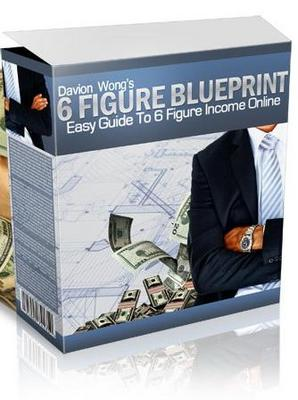 Product picture *NEW!* Six Figure Blueprint