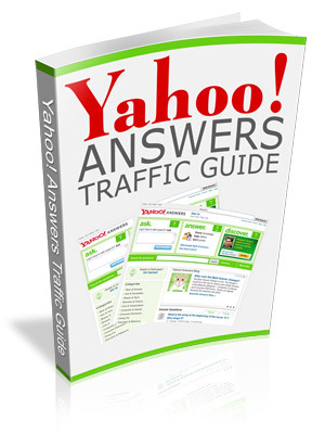 Product picture *NEW!* Yahoo Answers Traffic Guide PLR