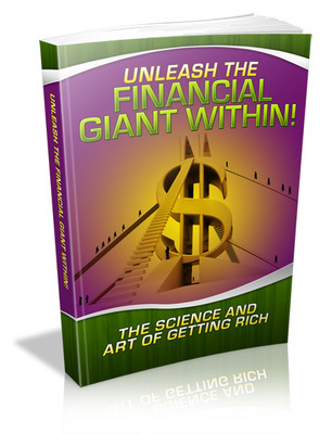 Product picture *NEW!* Unleash the Financial Giant Within!
