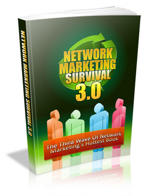 Product picture *NEW!* Network Marketing Survival 3