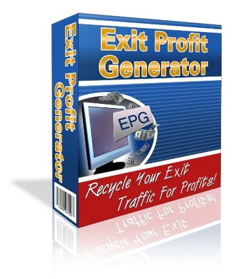 Product picture *NEW!* Exit Profit Generator V2.0 MRR